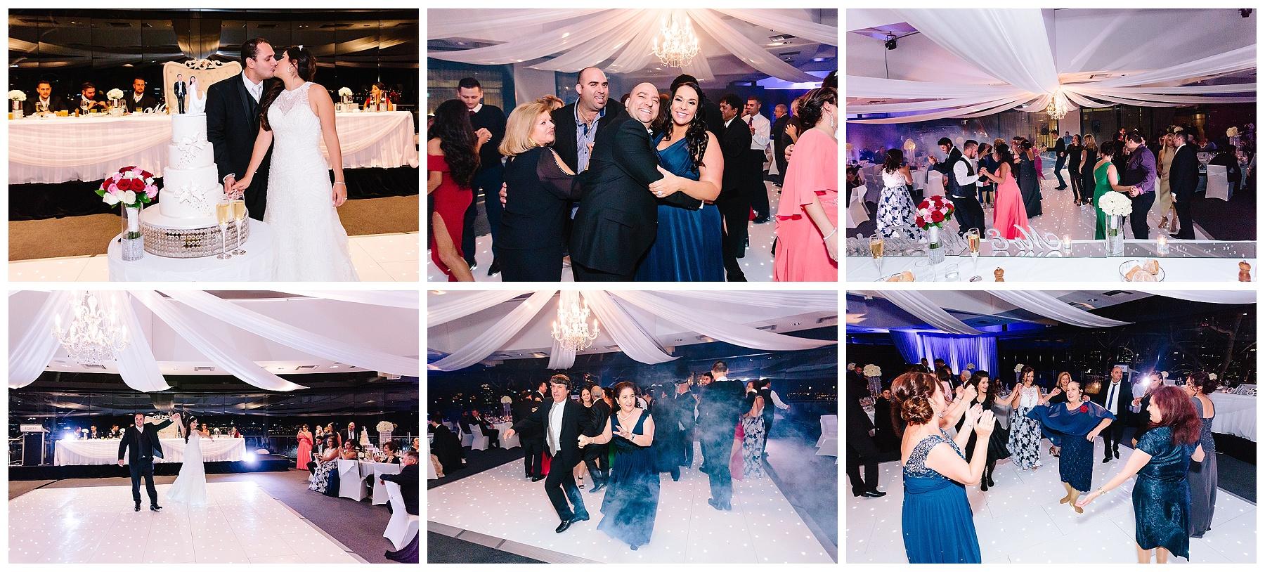 Frasers wedding reception