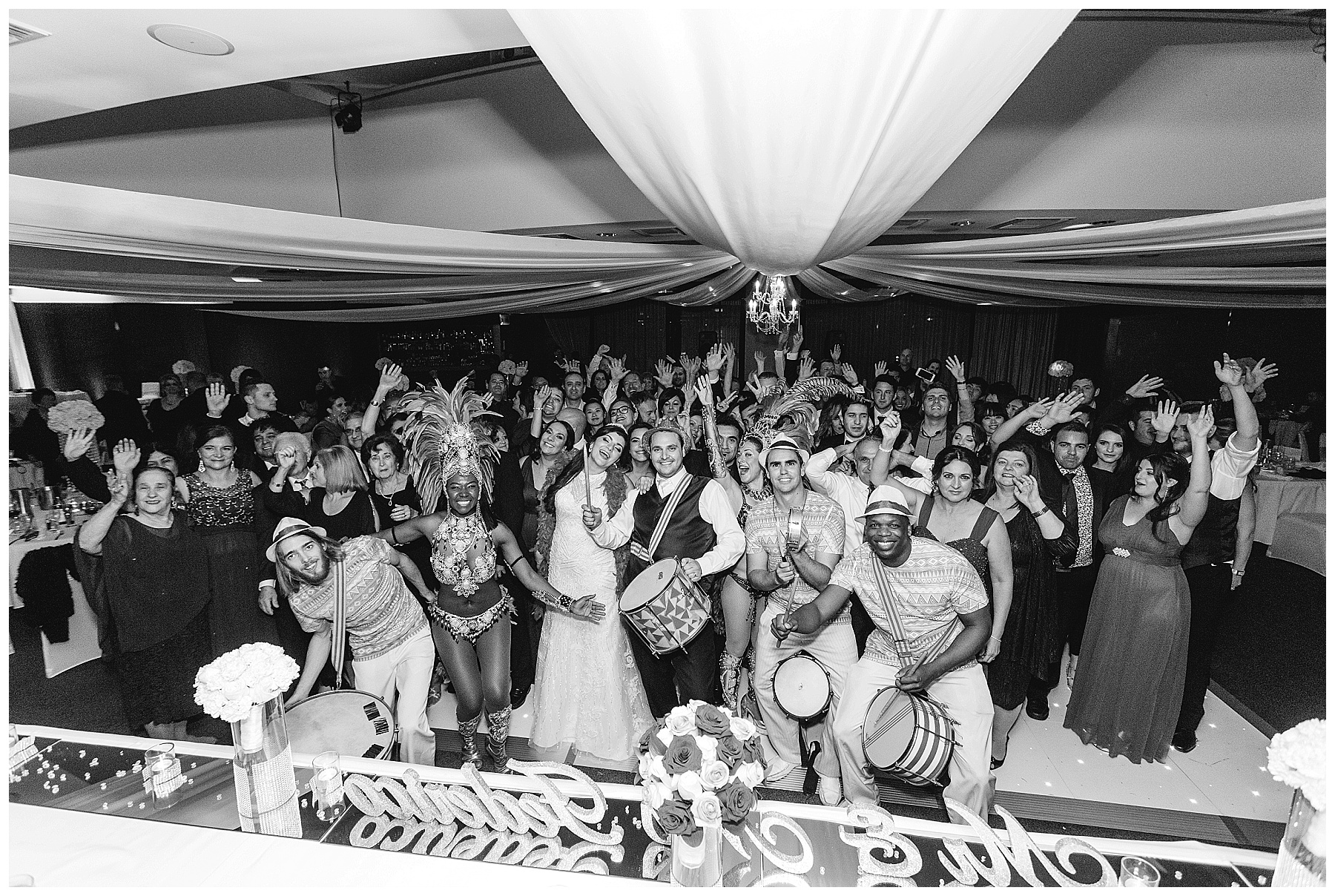 wedding reception entertainment Perth