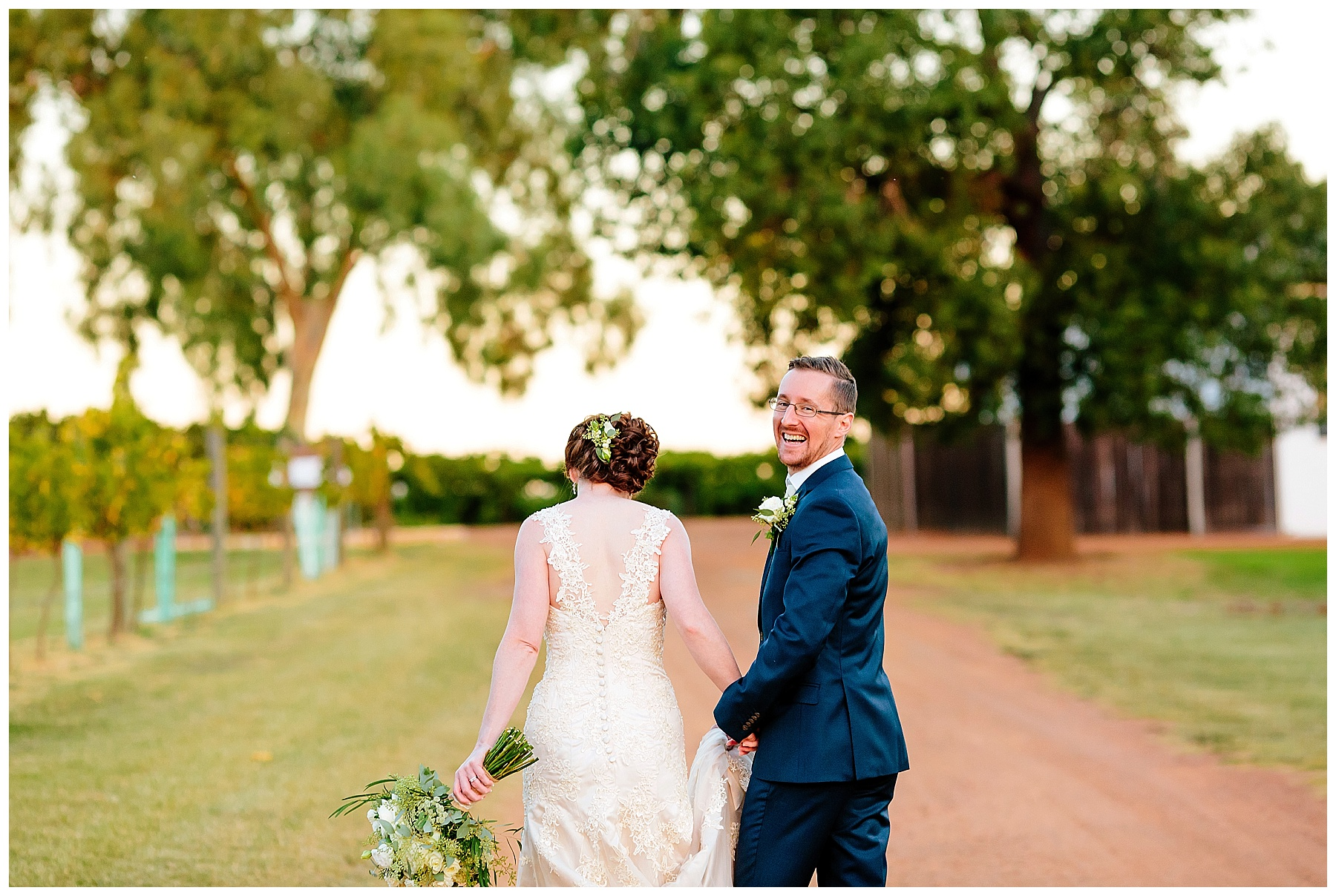rustic wedding venue Perth