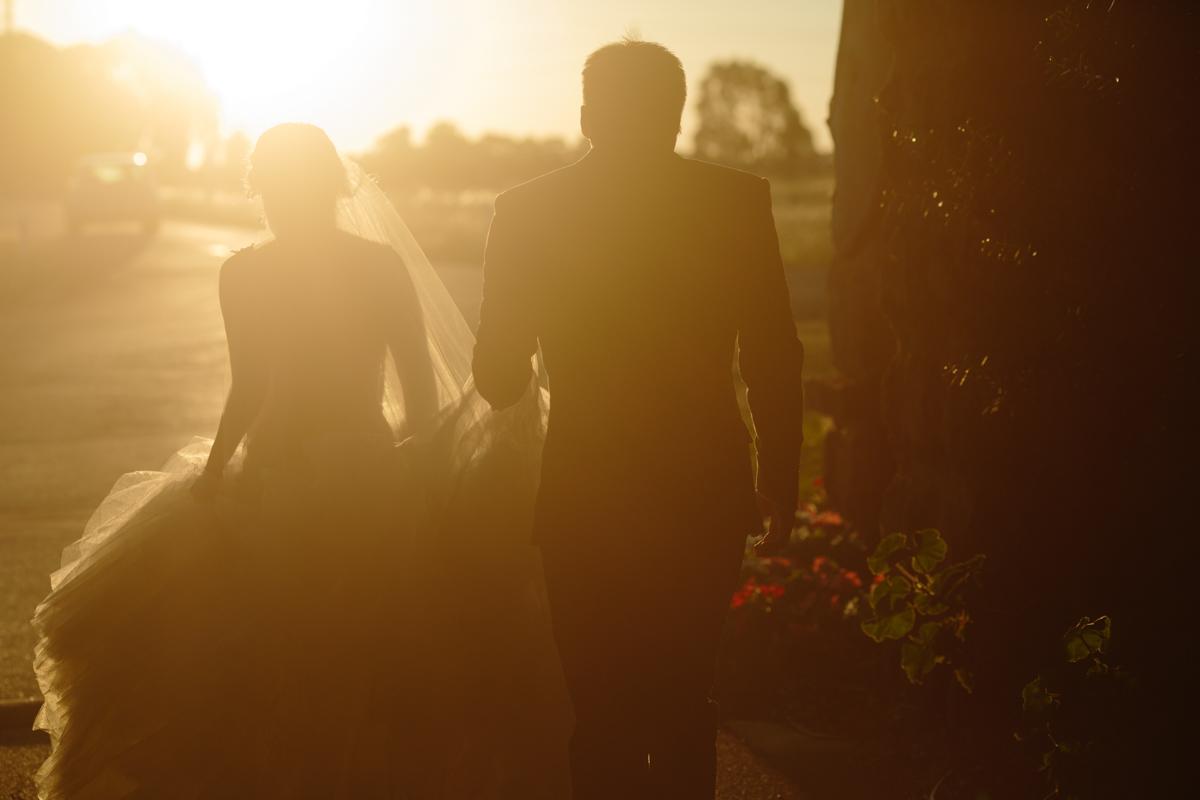 Swan Valley Sunset wedding