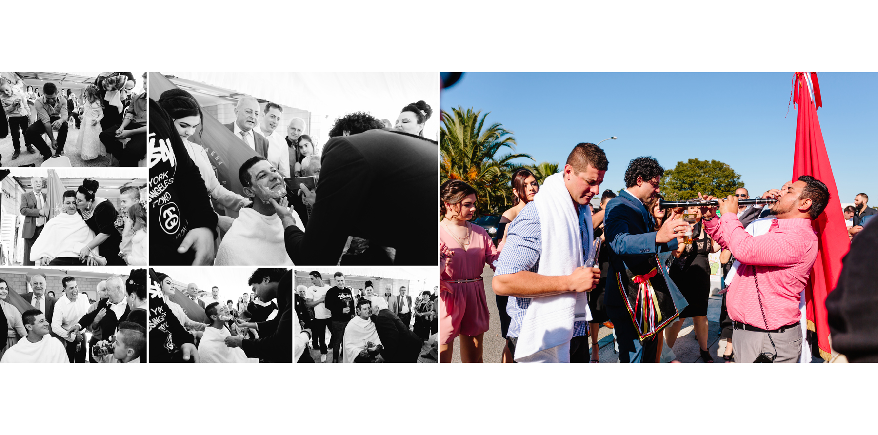 Perth Macedonian wedding photographer