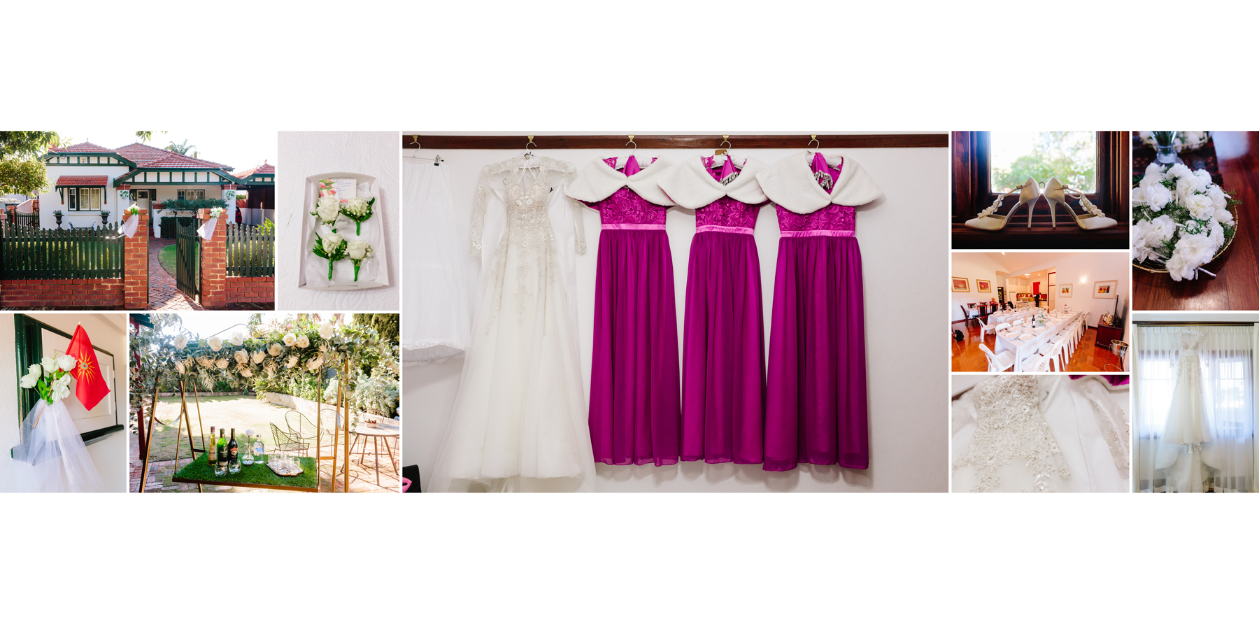 bridesmaid dress Perth