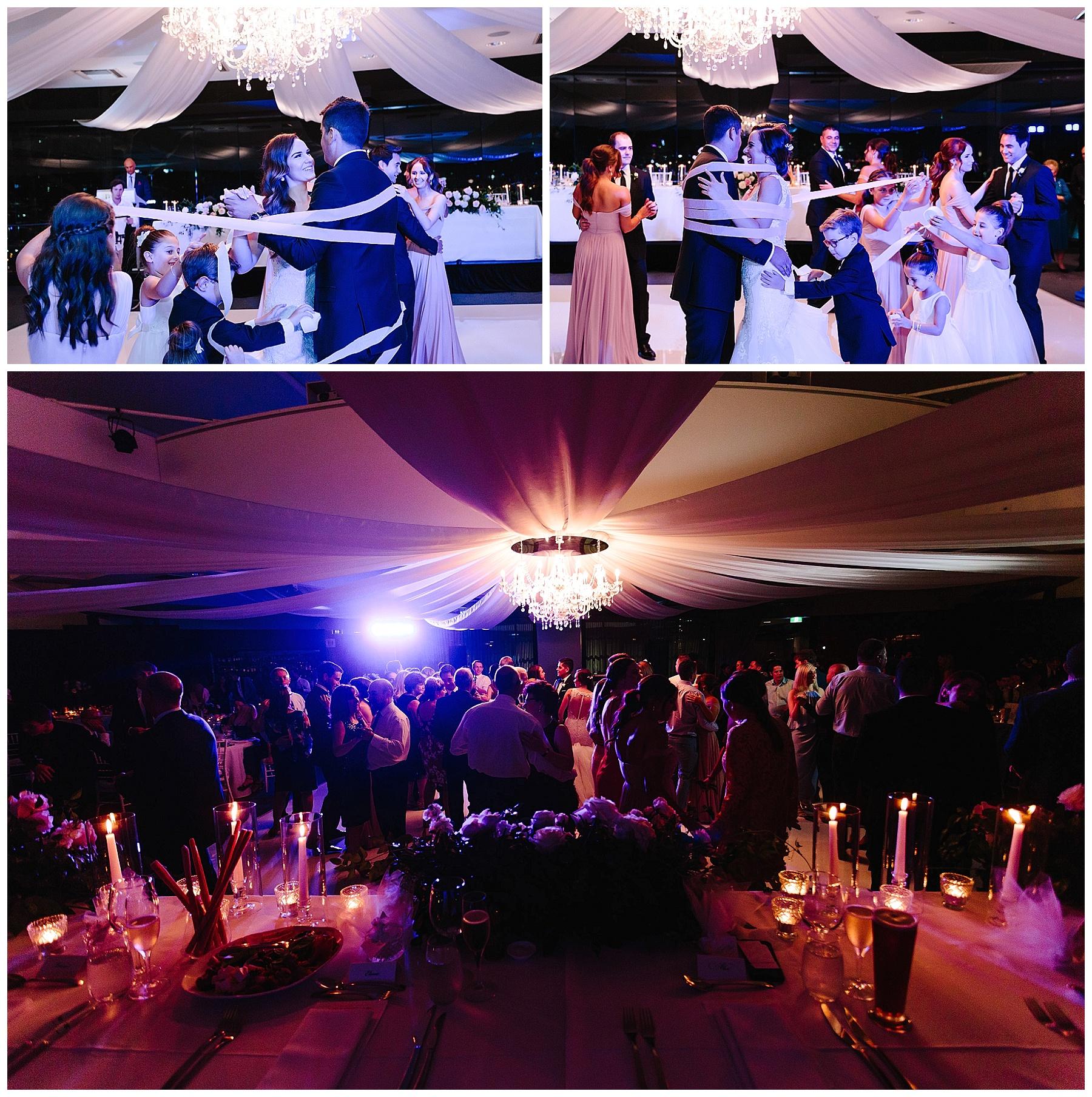 Kings Park wedding reception