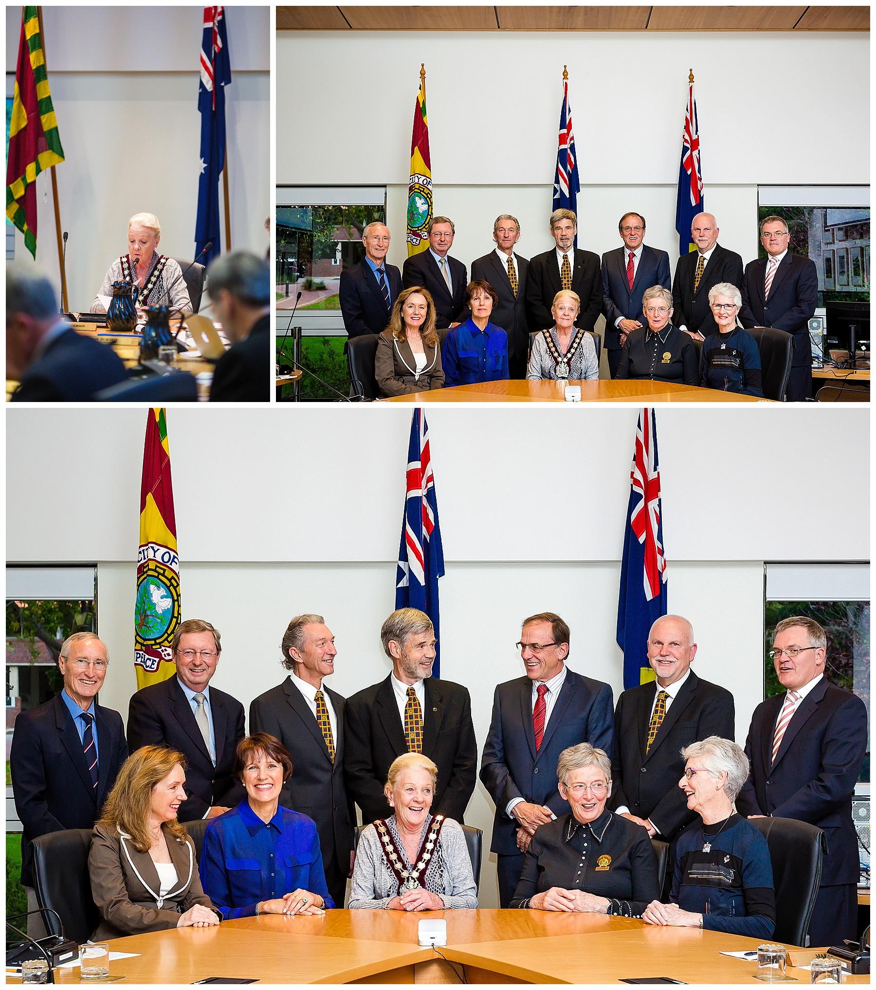 Council Group Photo
