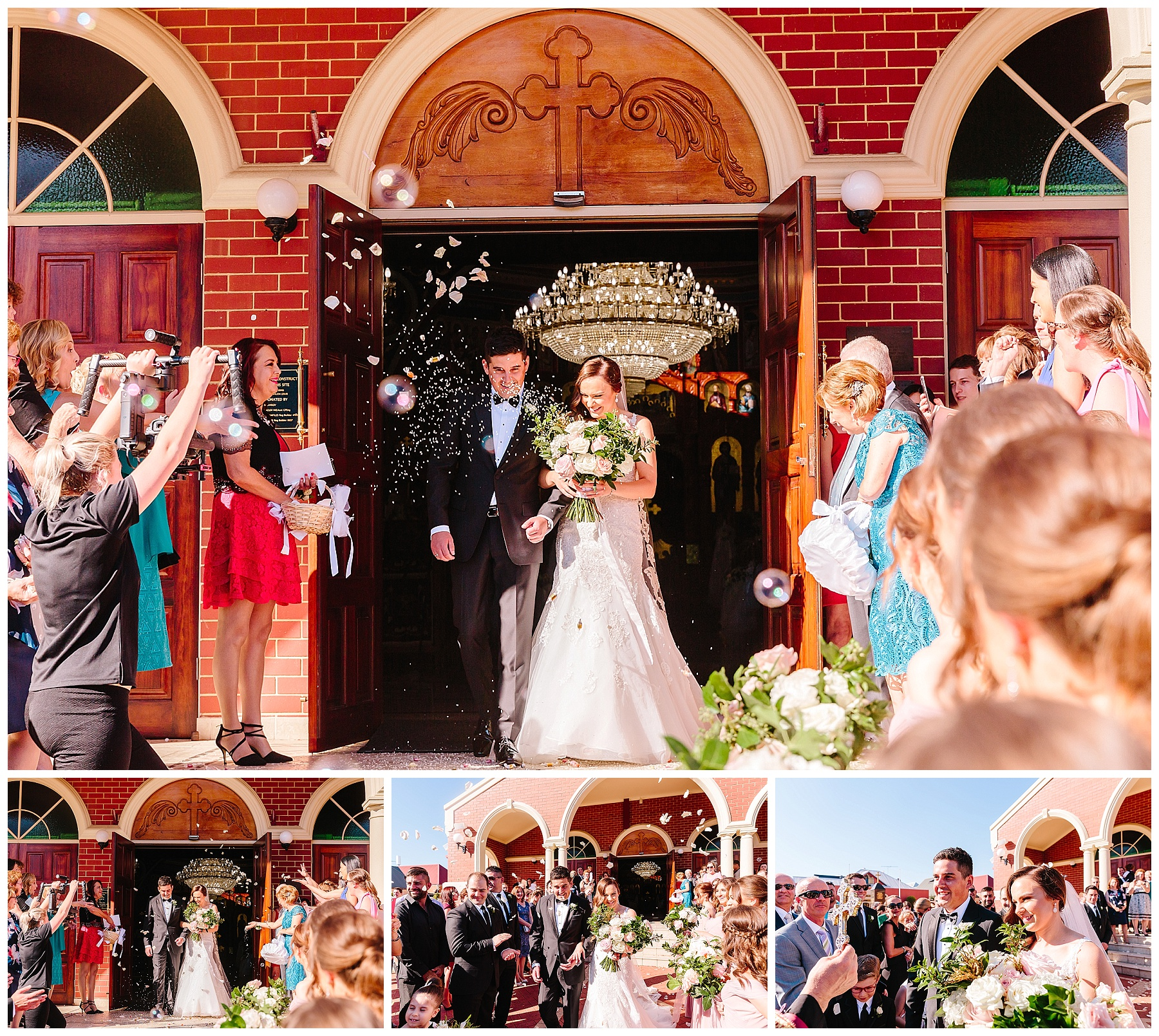 Candid wedding photography Perth