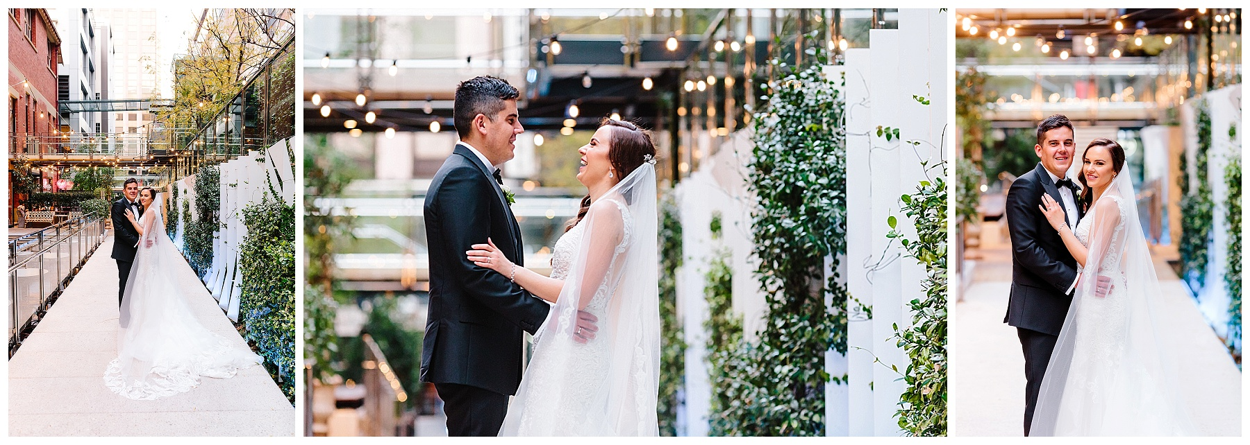Brookfield Place wedding photography