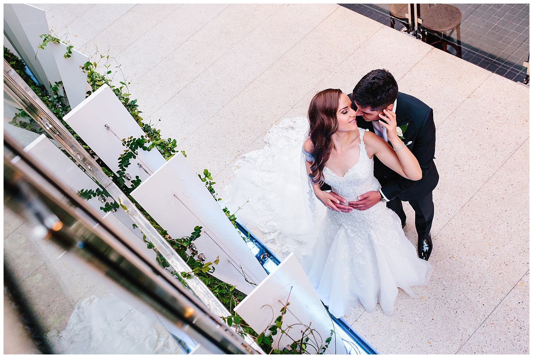Wedding at Brookfield Place