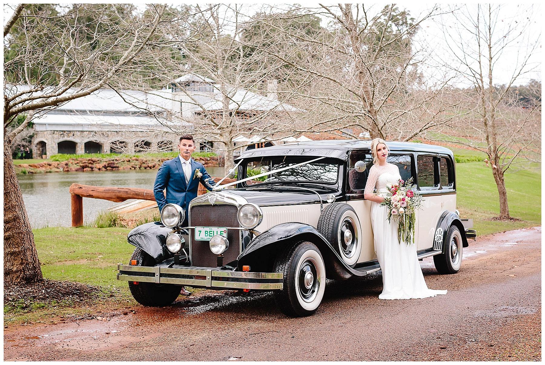 Belle Classic Car