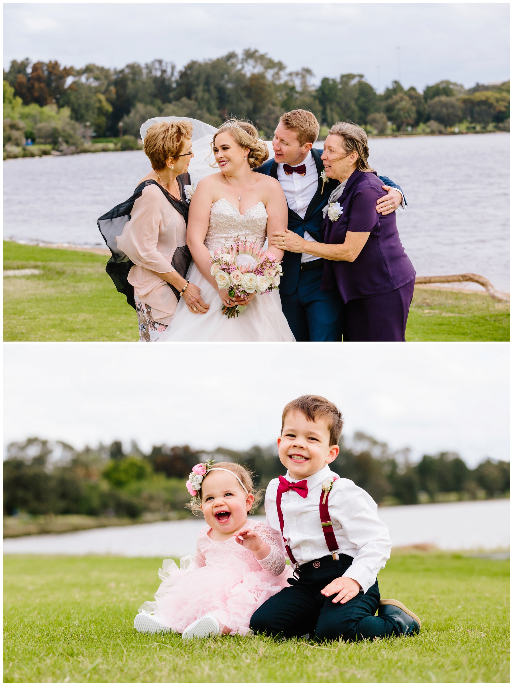 family photos at weddings