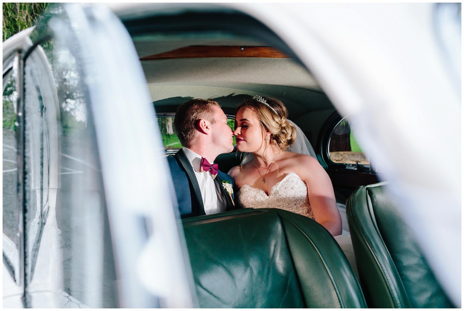 SoCal wedding car
