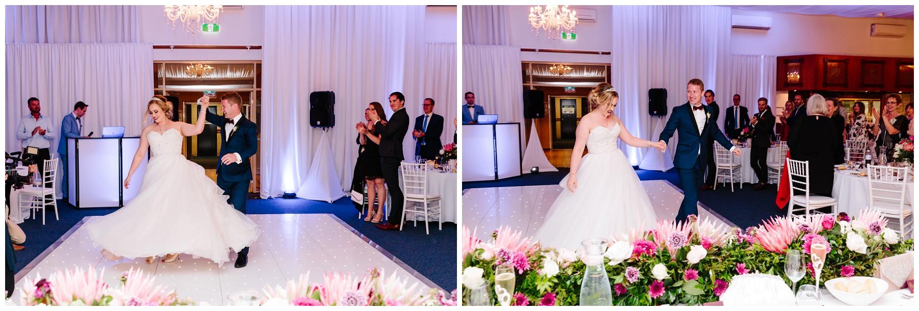 white LED dancefloor Perth