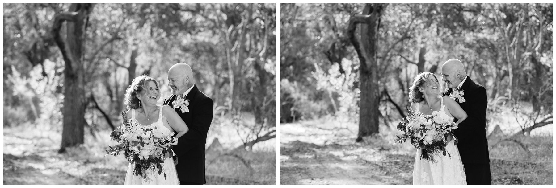 wedding photography bushland