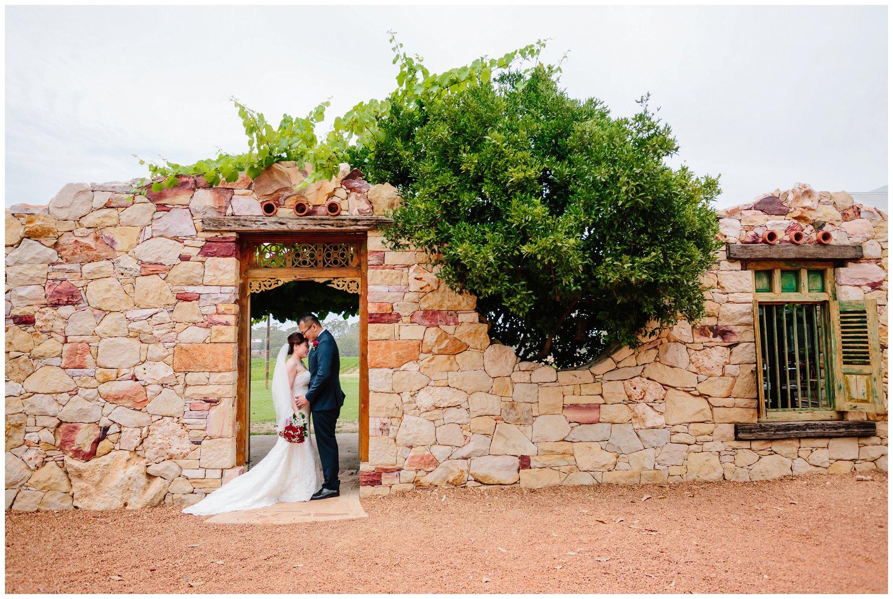 Riverbank Estate wedding