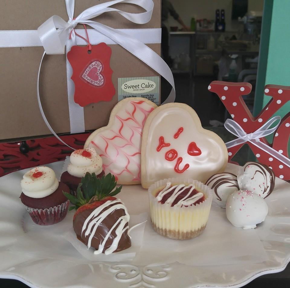 Gluten Free Valentine's Sweet Heart Pack