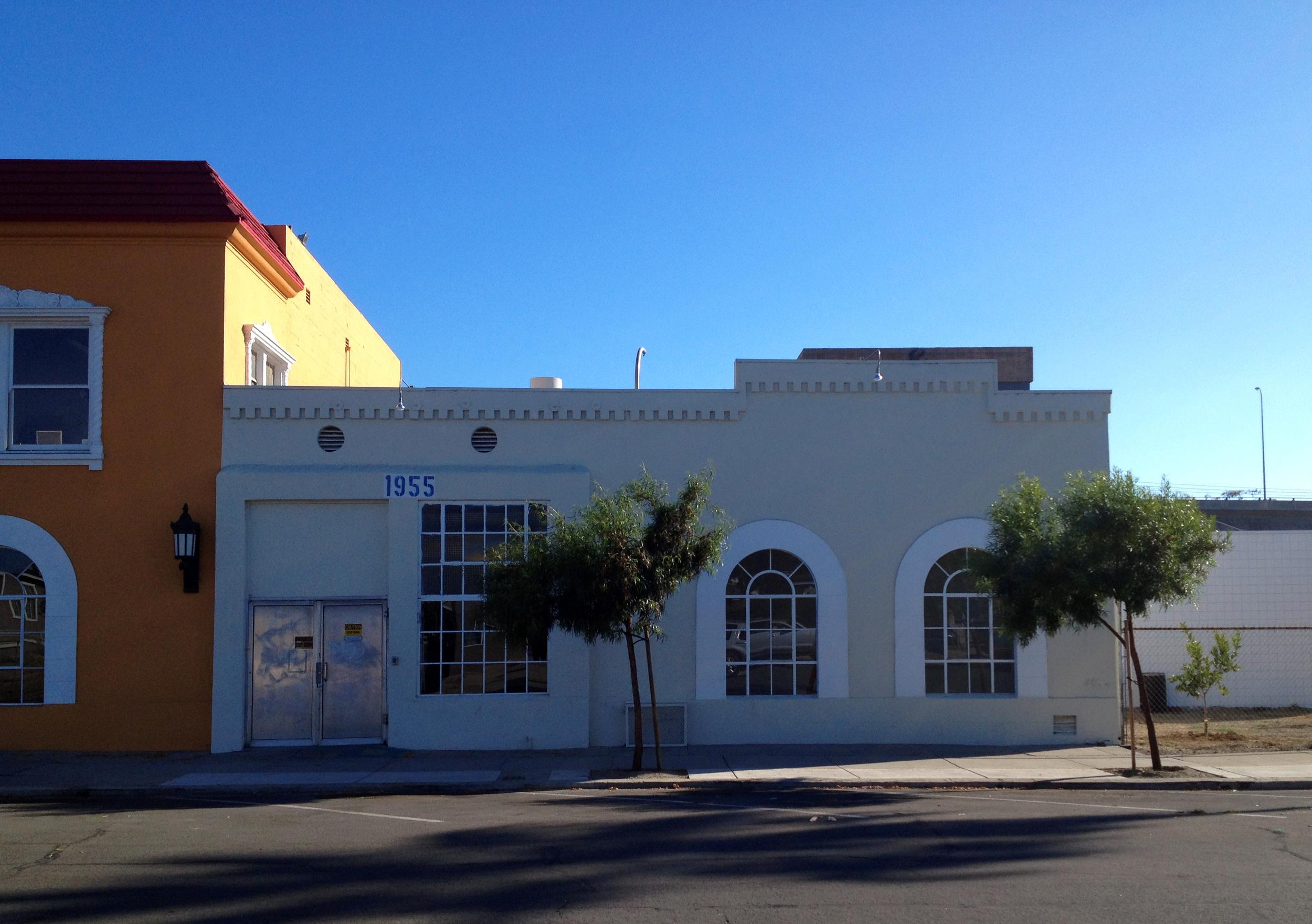 ICE Gallery facade