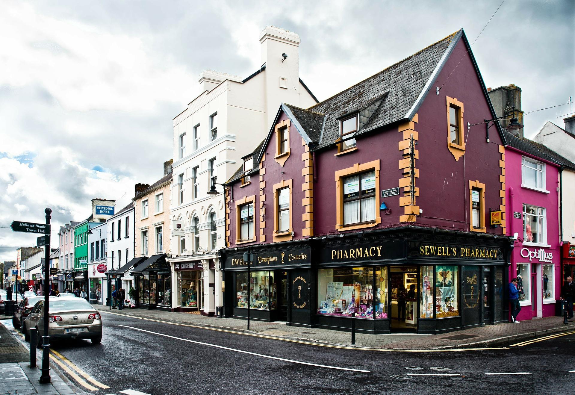 Downtown Killarney