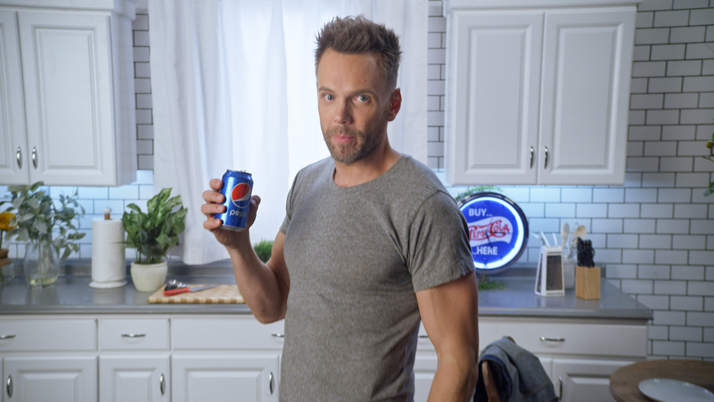 Is Pepsi Okay: Joel McHale