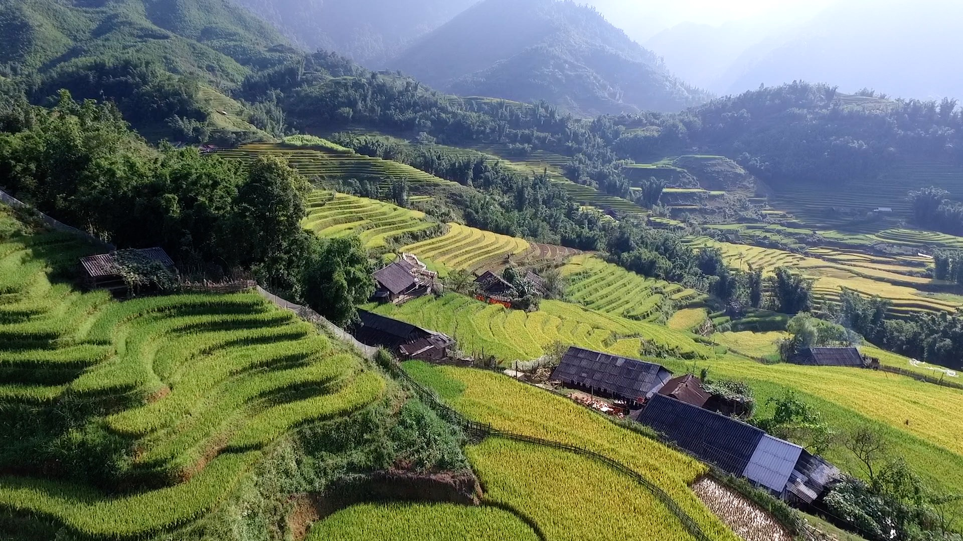 In the mountain regions of Northern Vietnam children from ethnic minority groups are particularly vulnerable to traffickers.