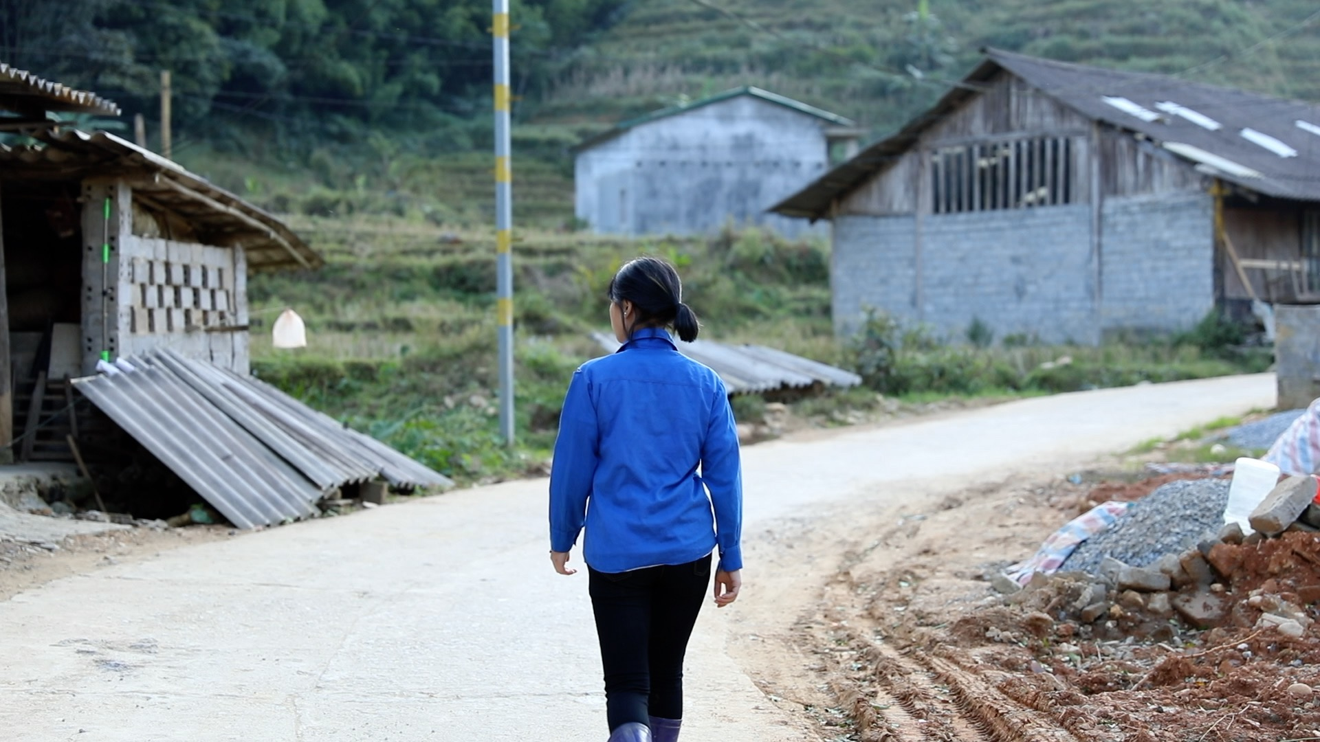 The victims, often girls or young women, are lured into thinking they are travelling with a friend, taken across the nearby border into China and often end up being sold into a forced marriage or a brothel.