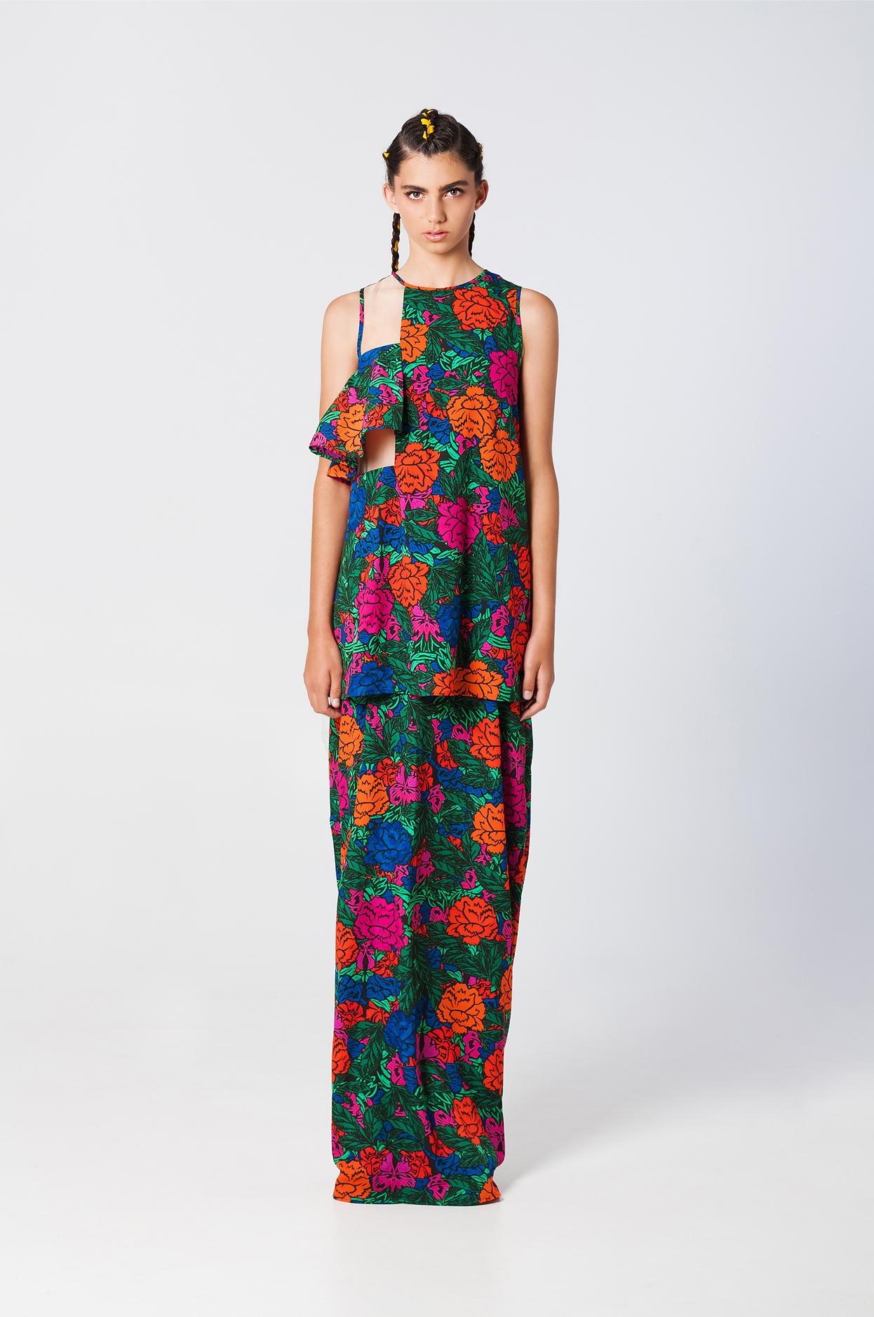 Candela maxi Dress