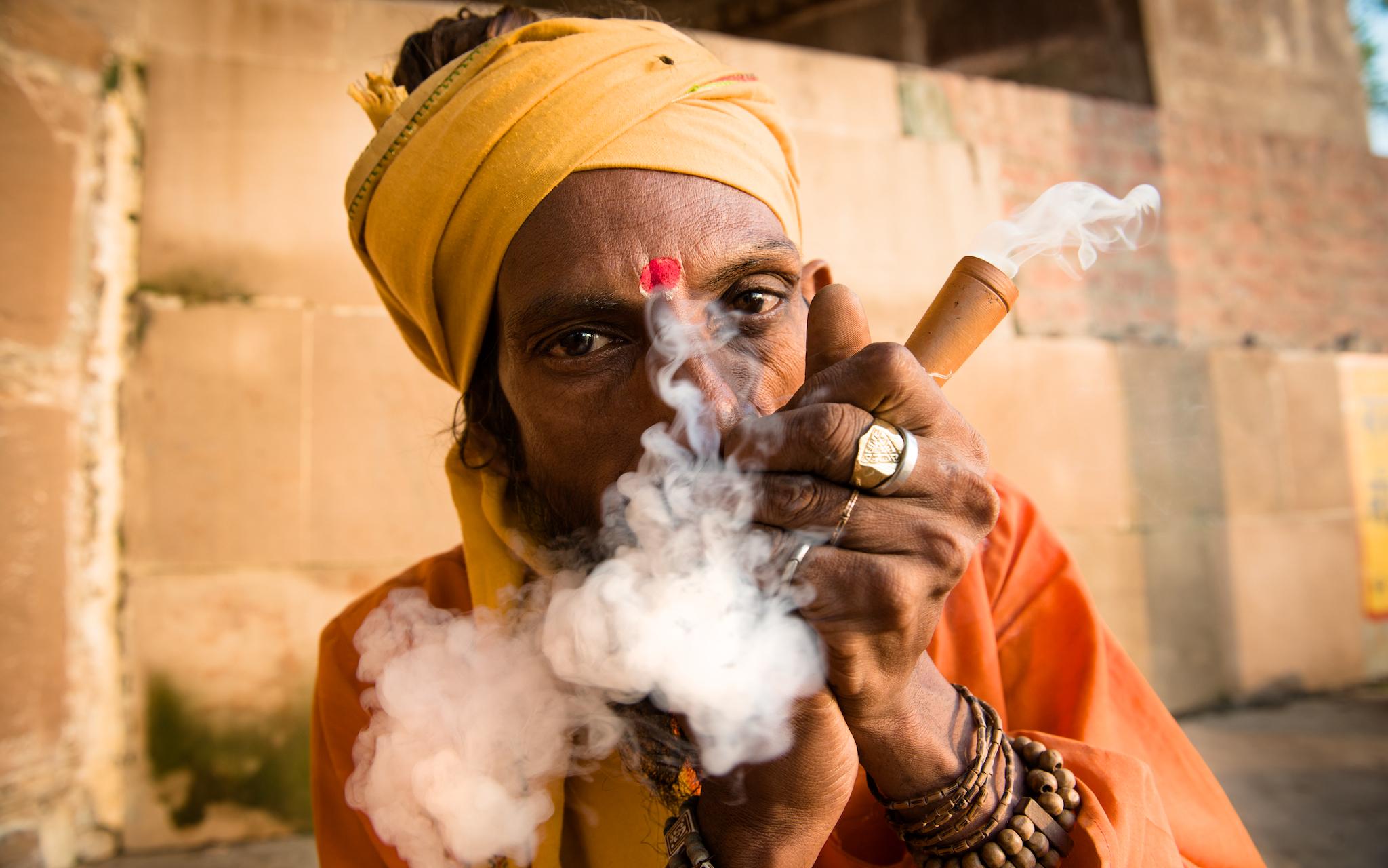 Taken in Varanasi, India.