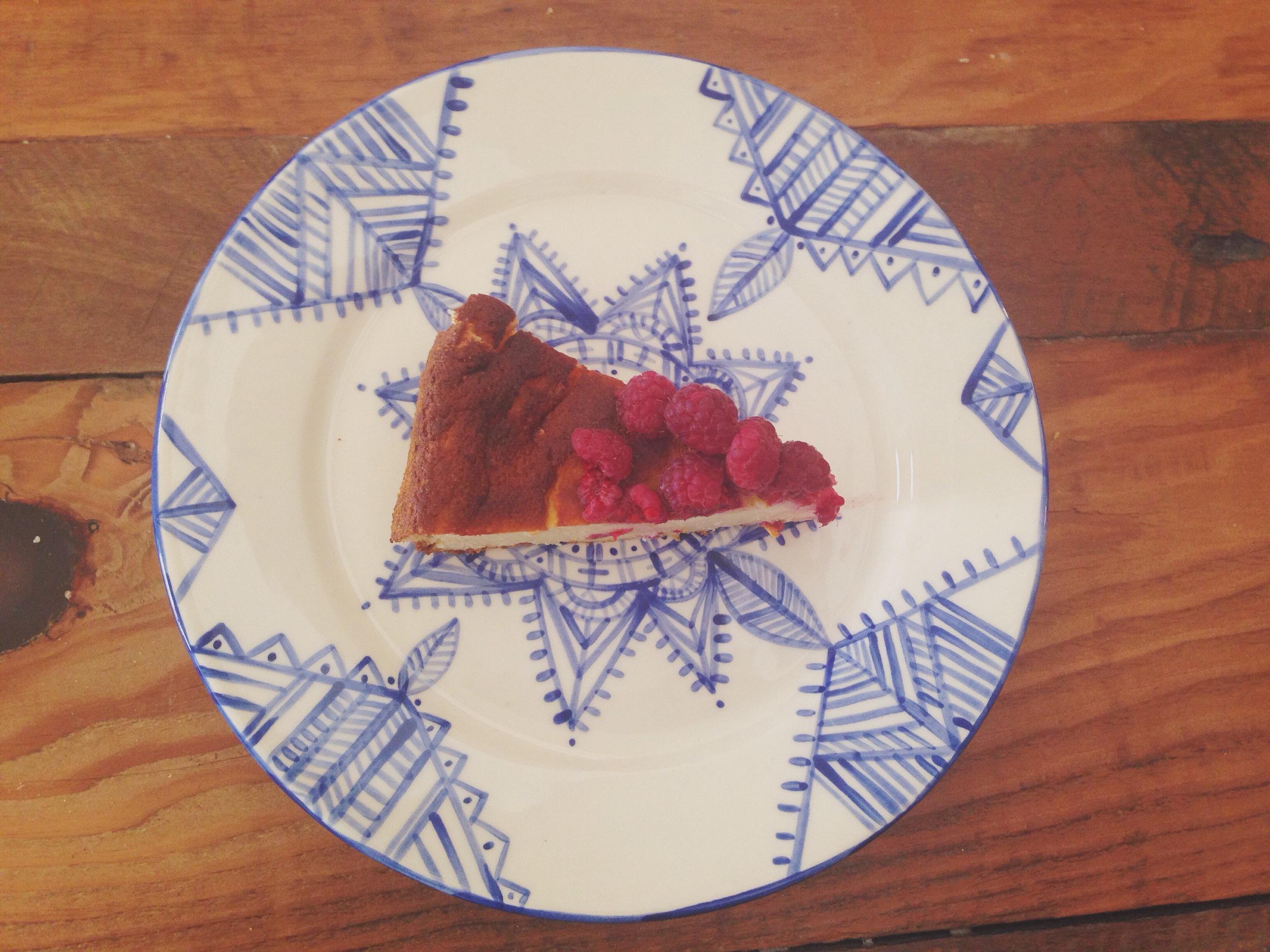 Ricotta Citrus Cheesecake