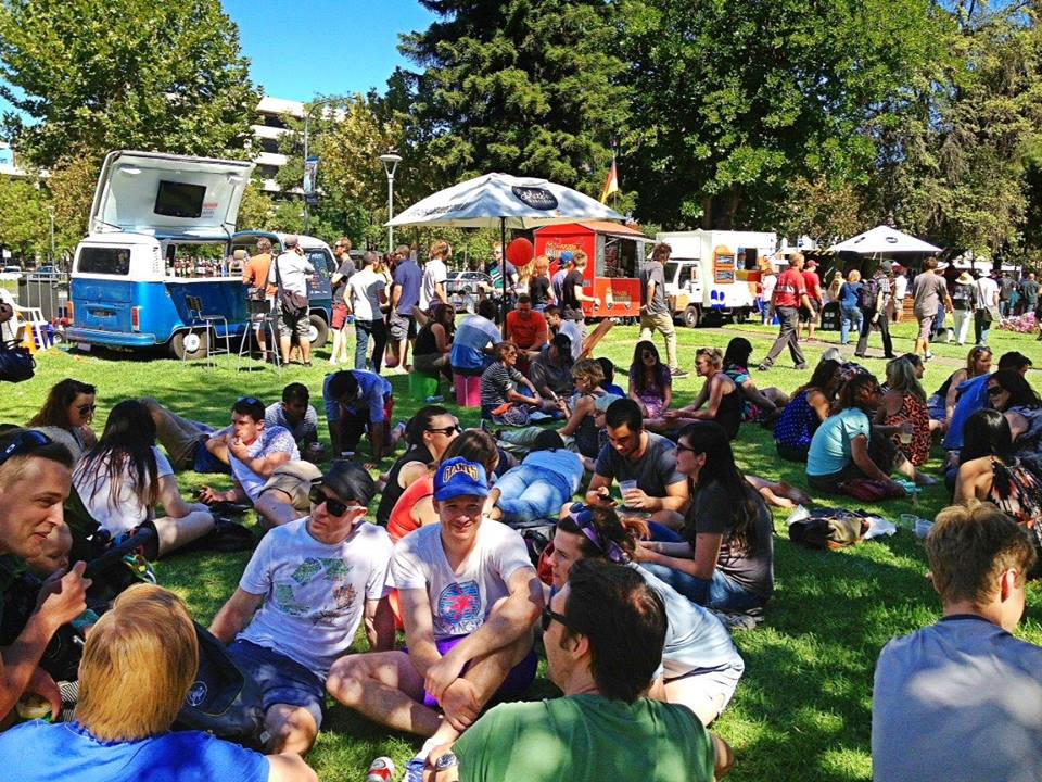 Image via  Orchard Cider Festival