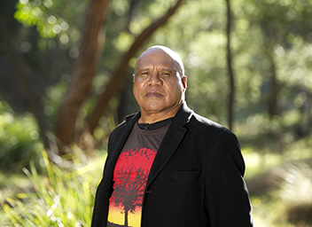 Archie Roach viaGarden of Unearthly Delights official website
