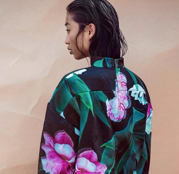 Margret Zhang in casper&pearl