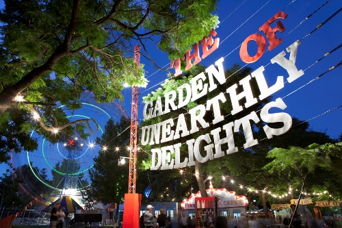 via The Garden of Unearthly Delights