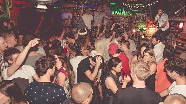 Popular Adelaide club Tijuana Showgirls via AdelaideNow