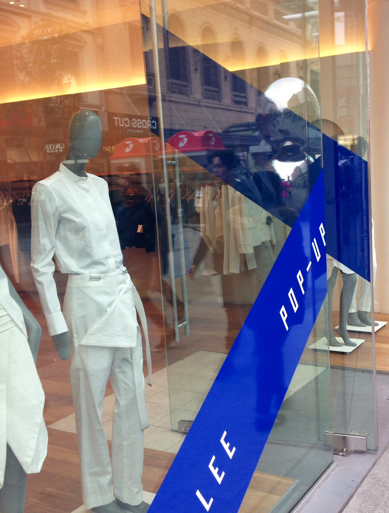 Dion Lee Pop Up Store: Rundle Mall