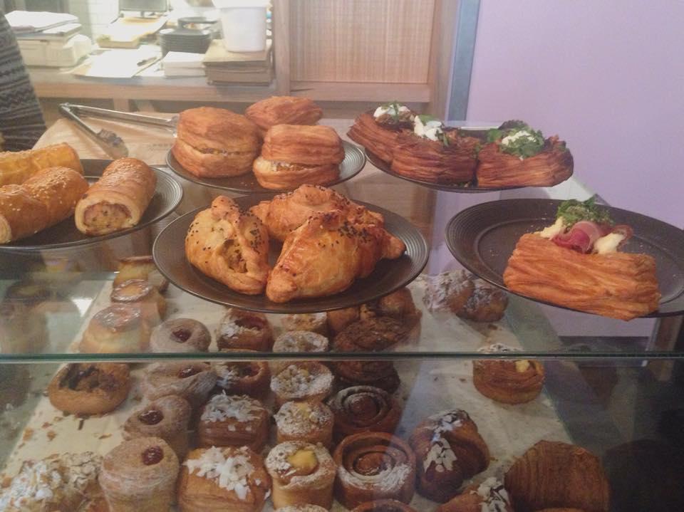 Pretty pastries via Bonnie McBride