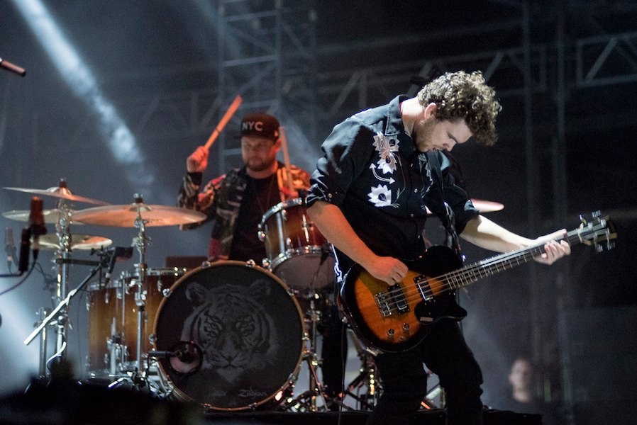 Royal Blood, image by Stephen Booth