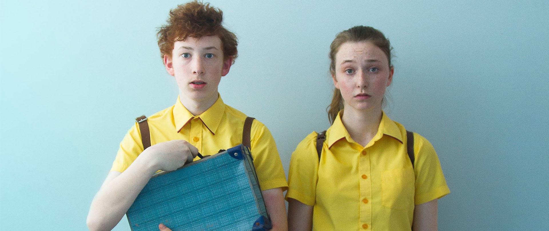 A familiar look from Girl Asleep via The Adelaide Film Festival