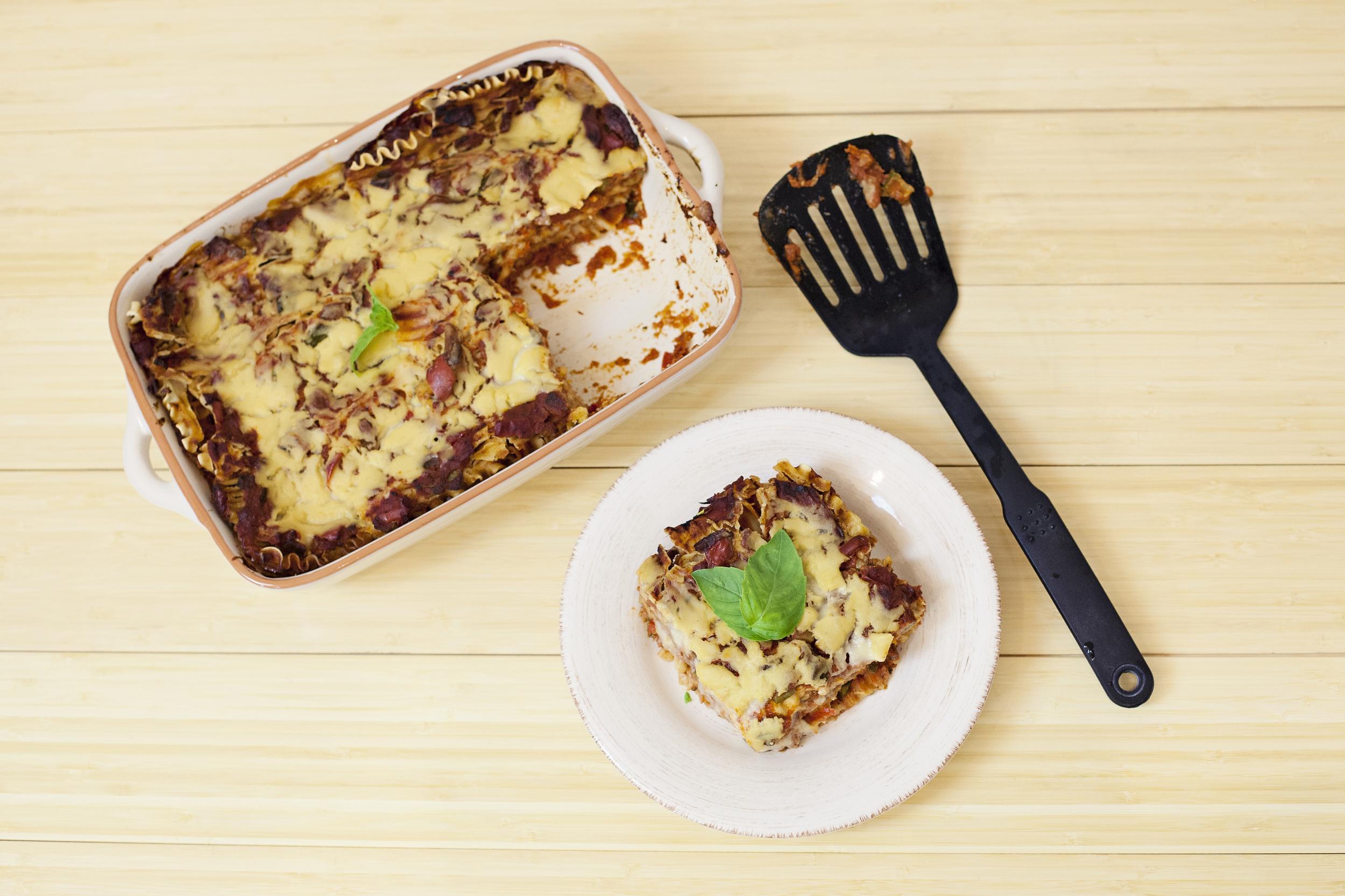 Lasagne Alternative Kitchen