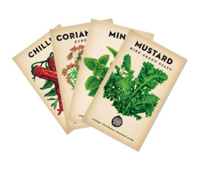 Little Veggie Patch Co's Seeds