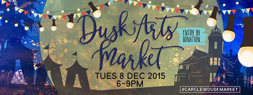 via  Carclew Dusk Arts Market Facebook