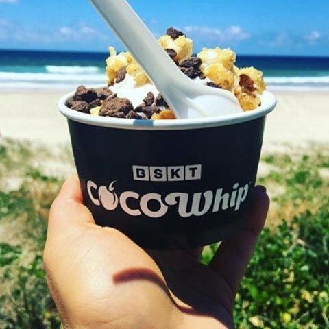 The original CocoWhip formula- sold at Argo On the Parade.