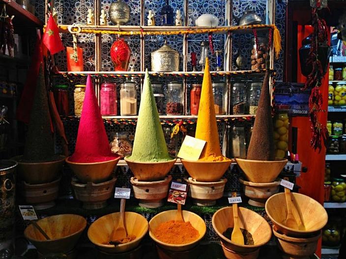 Image via A Taste of Marrakech's Facebook page.