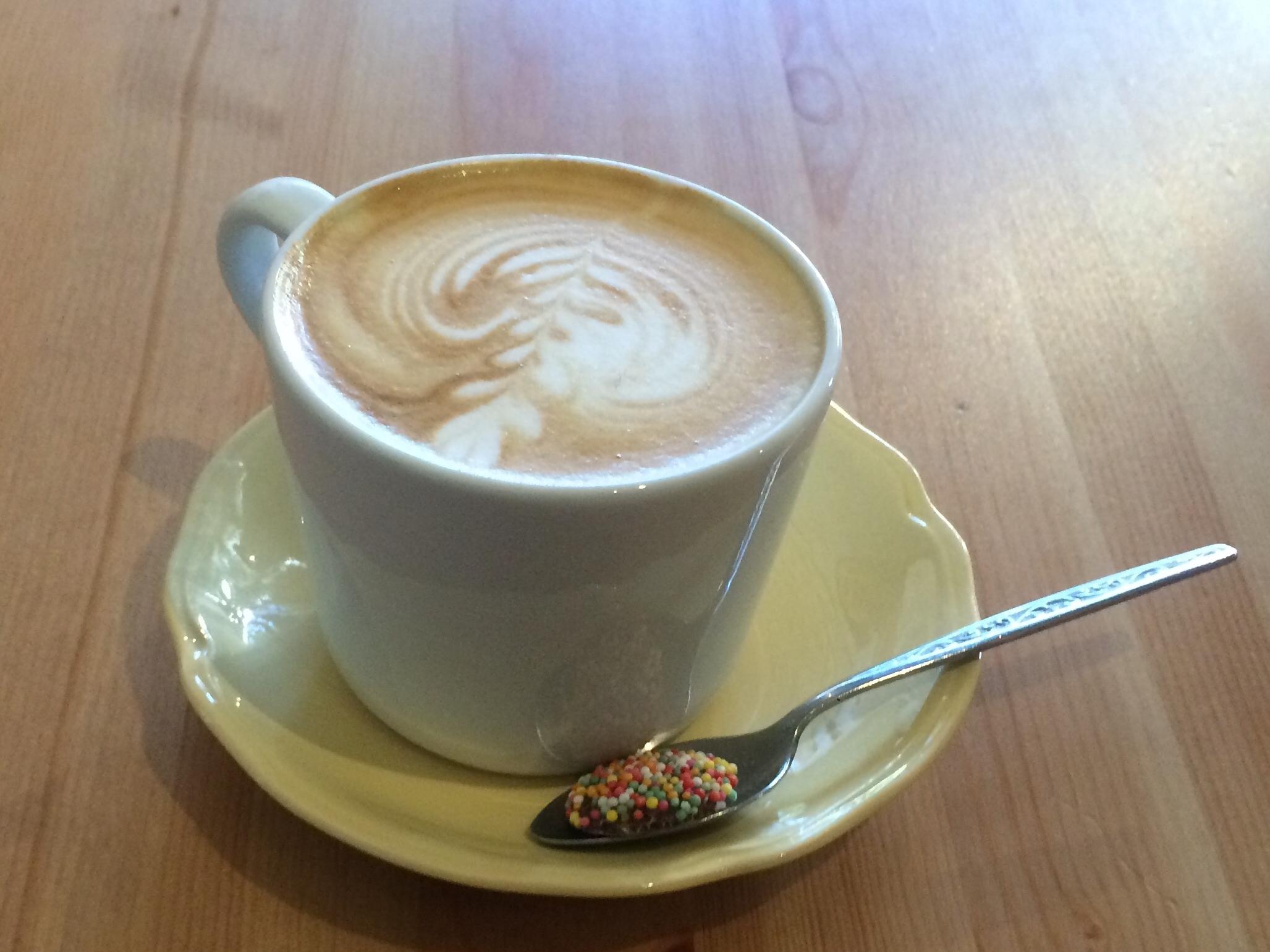 E for Ethel Coffee