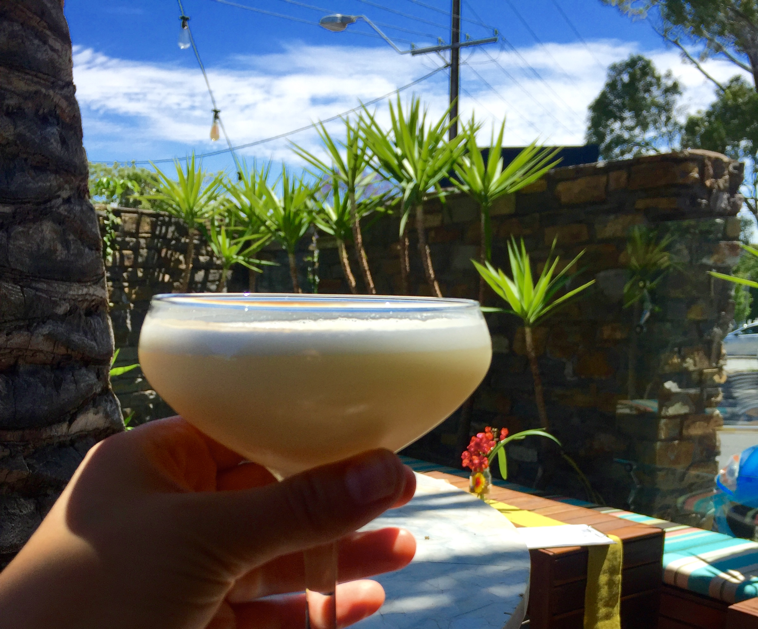 Cheeeers to the freakin' weekend – and the sun