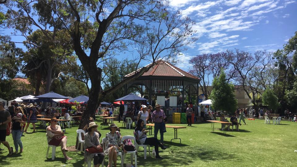 Adelaidians soaking up both sun and French culture