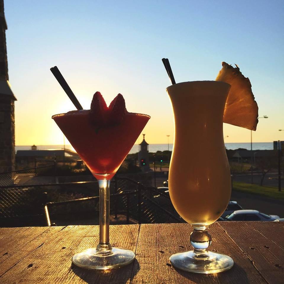 Cocktails via Viva Zapatas Facebook page