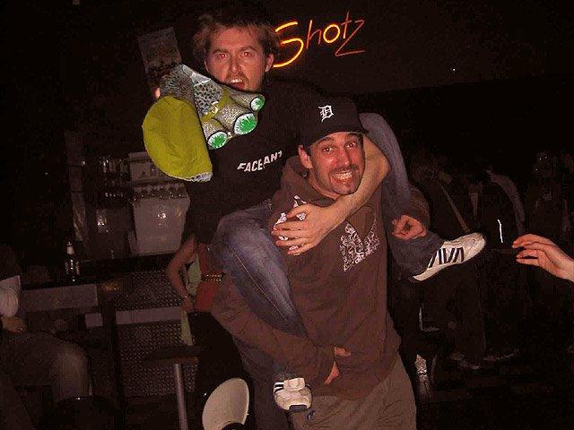 Spoz's Rant, April 16, 2006