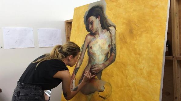 Ellie Kammer Adelaide Artist