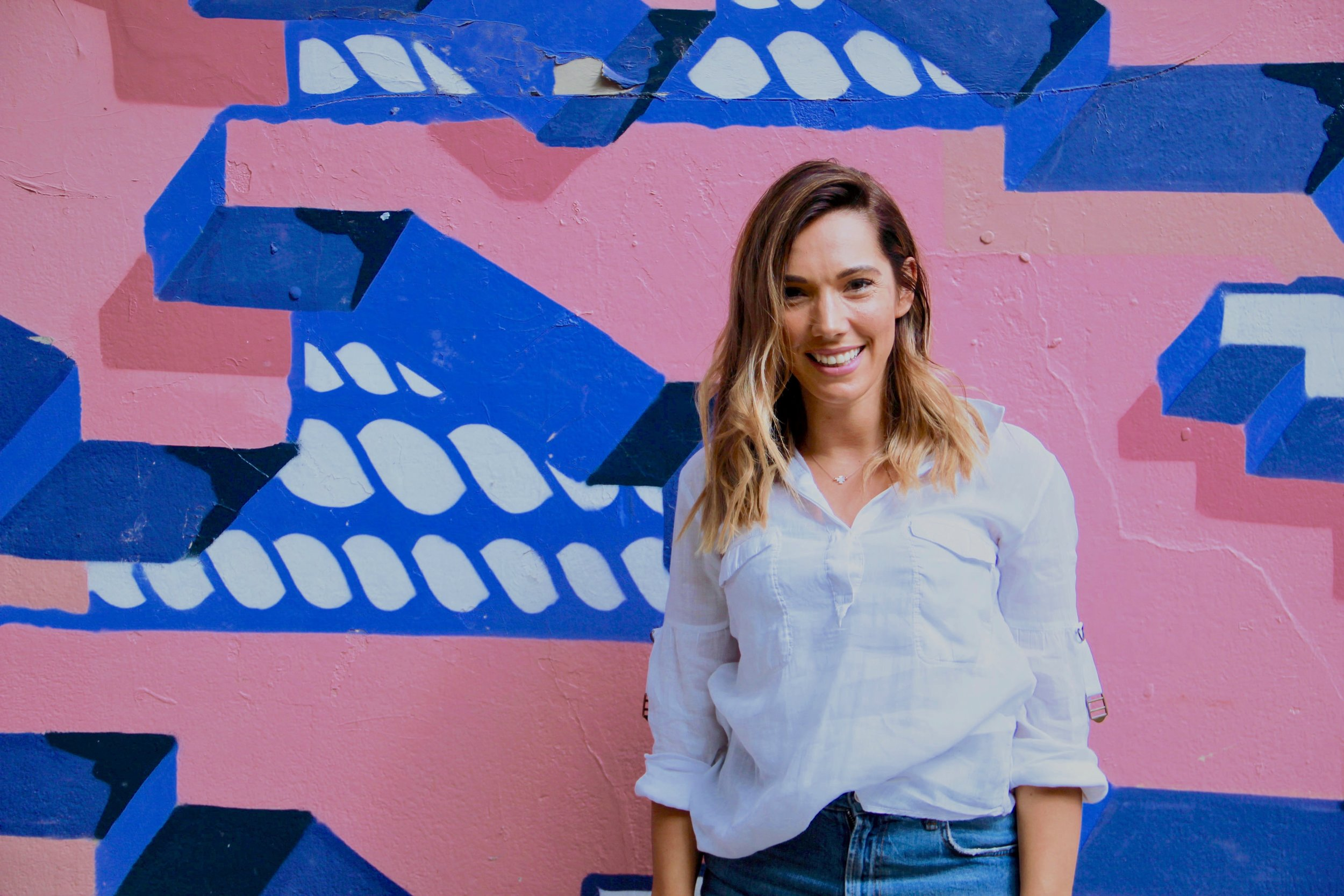 Founder Danielle Demourtzidis ready to help teenage girls & young women of Adelaide.
