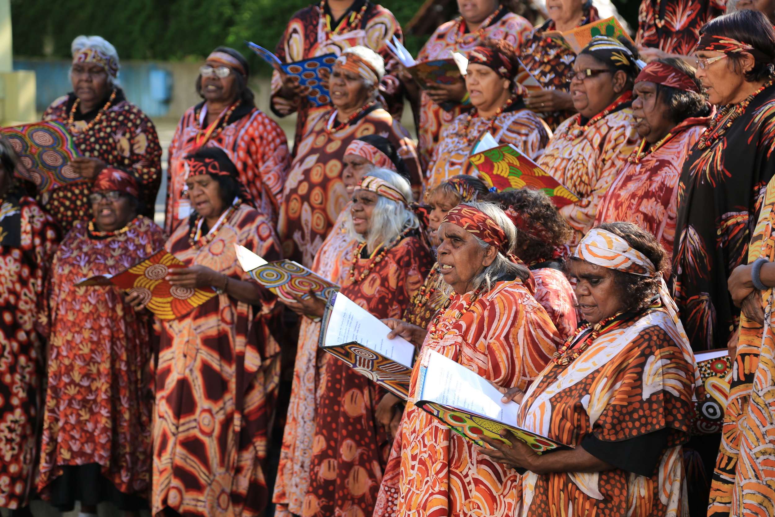 Central Australian Aboriginal Women's Choir