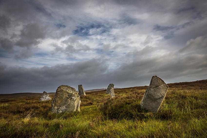 Achinduich stone circle
