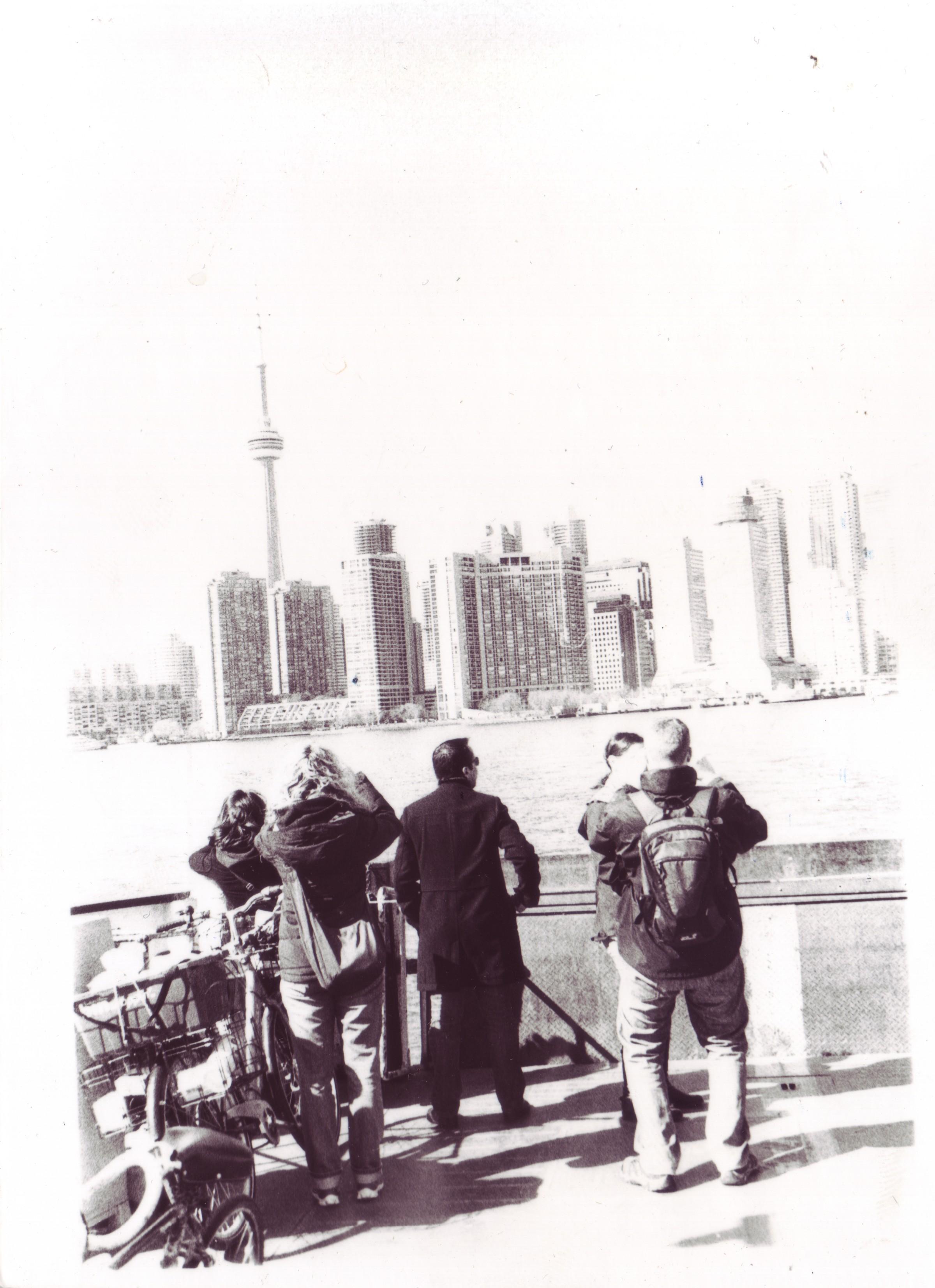 Ferry to Toronto Islands